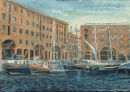 Tall Ships at The Albert Dock 2009. Prints Only Available