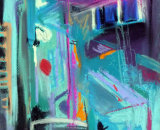 Cityscape III (Pastel)