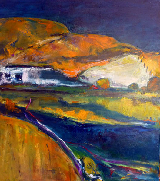 Fields near Wycombe