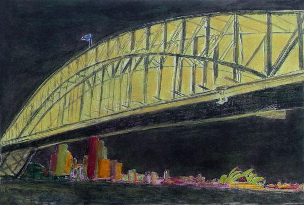 Harbour Bridgescape