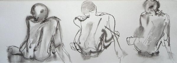 Ink Figures I