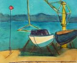Menorcan Boatyard