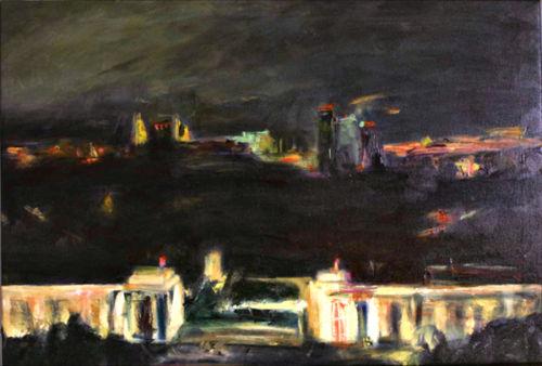 Paris Night View VII