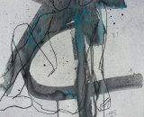 Pensive Figure (Ink)