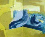Porthleven Diptych I (Oil)