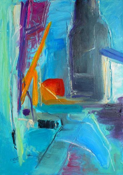 Scrapyard V (Oil)