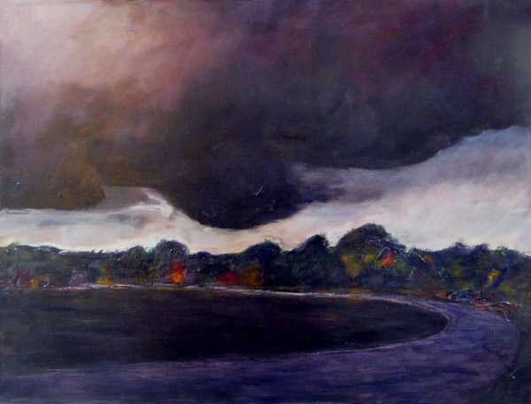 Storm over West Wycombe III