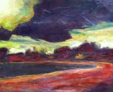 Study for Storm over West Wycombe I