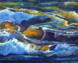 Turbulent Seas III