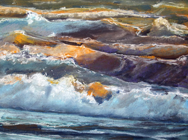 Turbulent Seas II