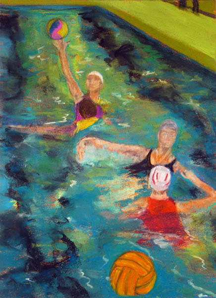 Water Polo Training I