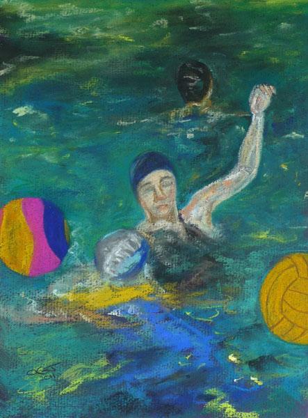 Water Polo Training V