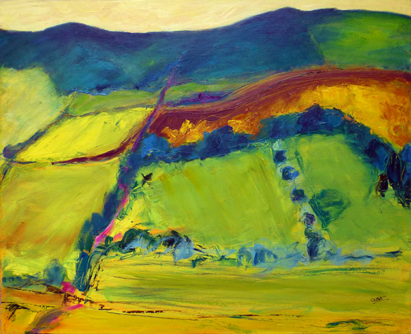 Wycombe Landscape III