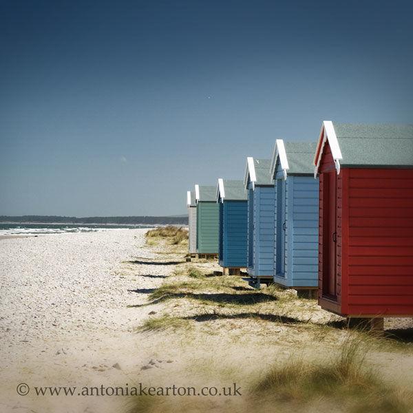 Findhorn Beach Huts