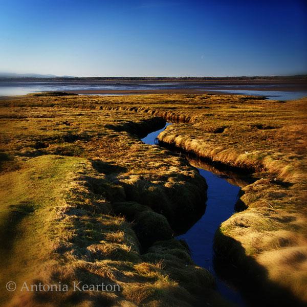 Low Tide, Findhorn Bay