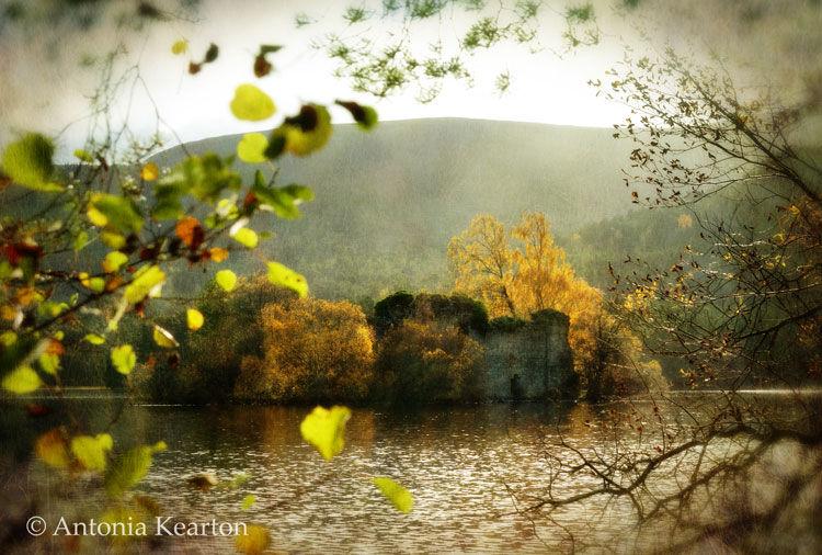 The Castle in Autumn
