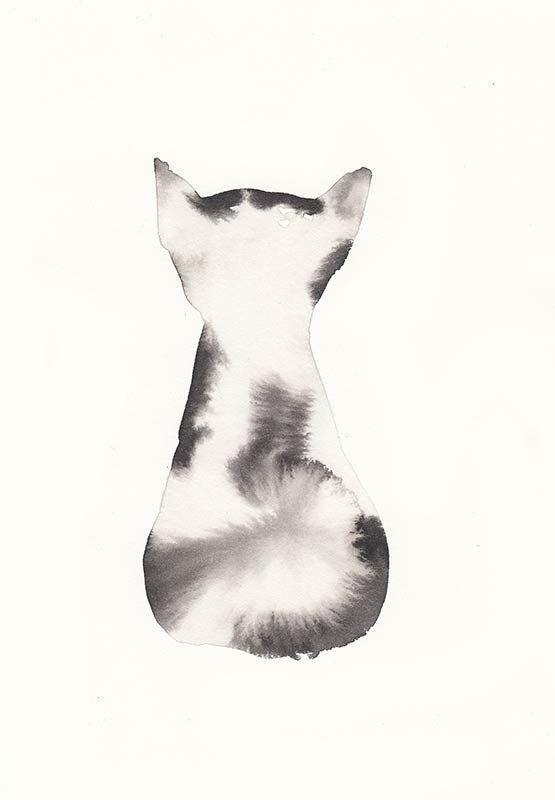 cat, contemporary art, anton maliar