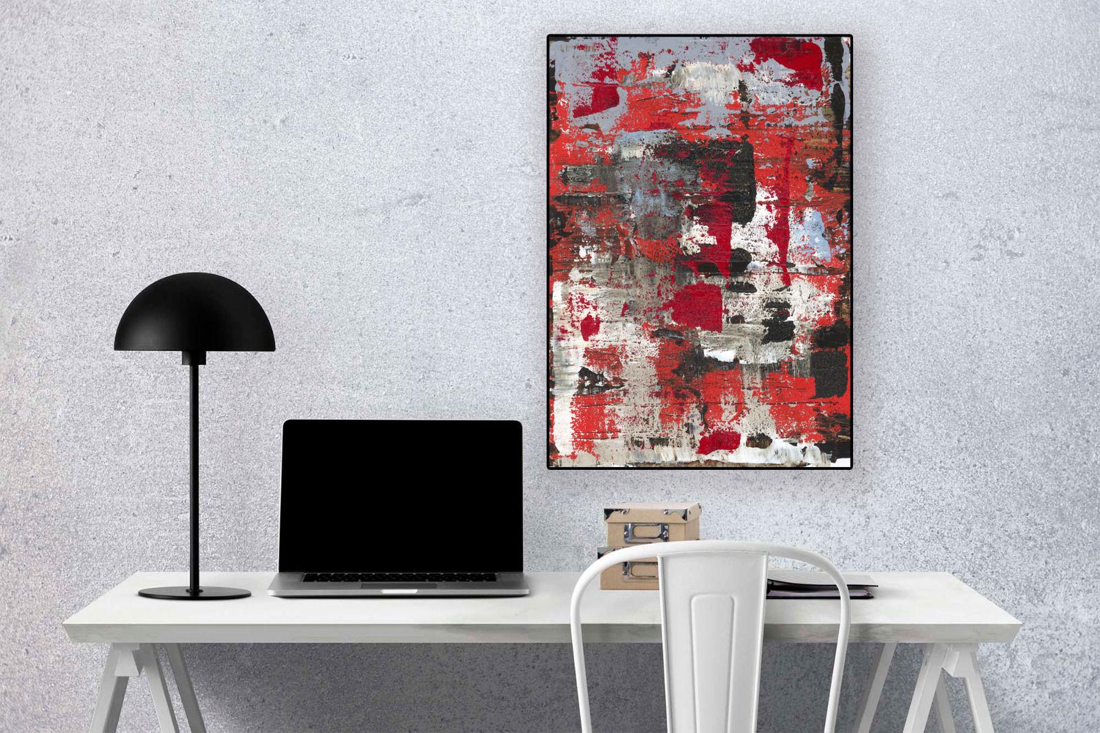 contemporary modern print