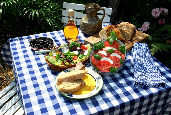 Mediterranean lunch 2