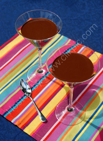 PAUL YOUNG'S ULTIMATE CHOCOLATE MARTINI