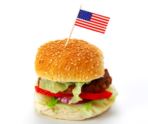 INDEPENDENCE DAY BURGER