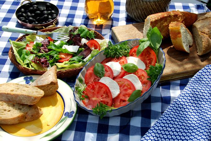 Mediterrianean lunch 4