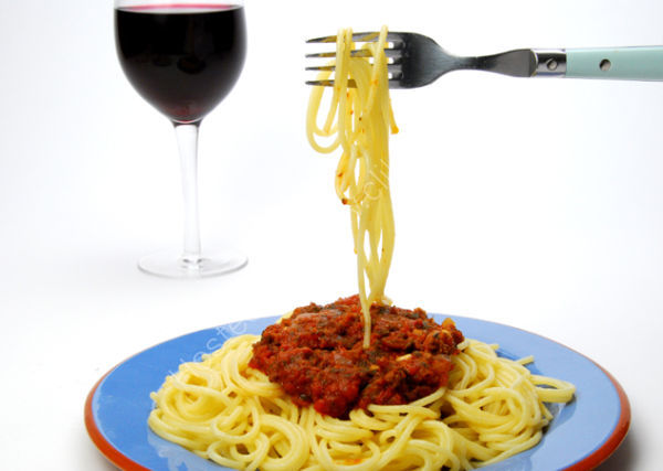 Spagahetti Bolognese