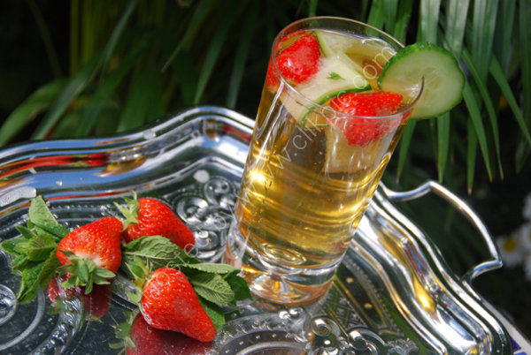 SUMMER DRINK (PIMMS)