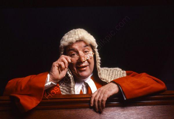 HAPPY JUDGE