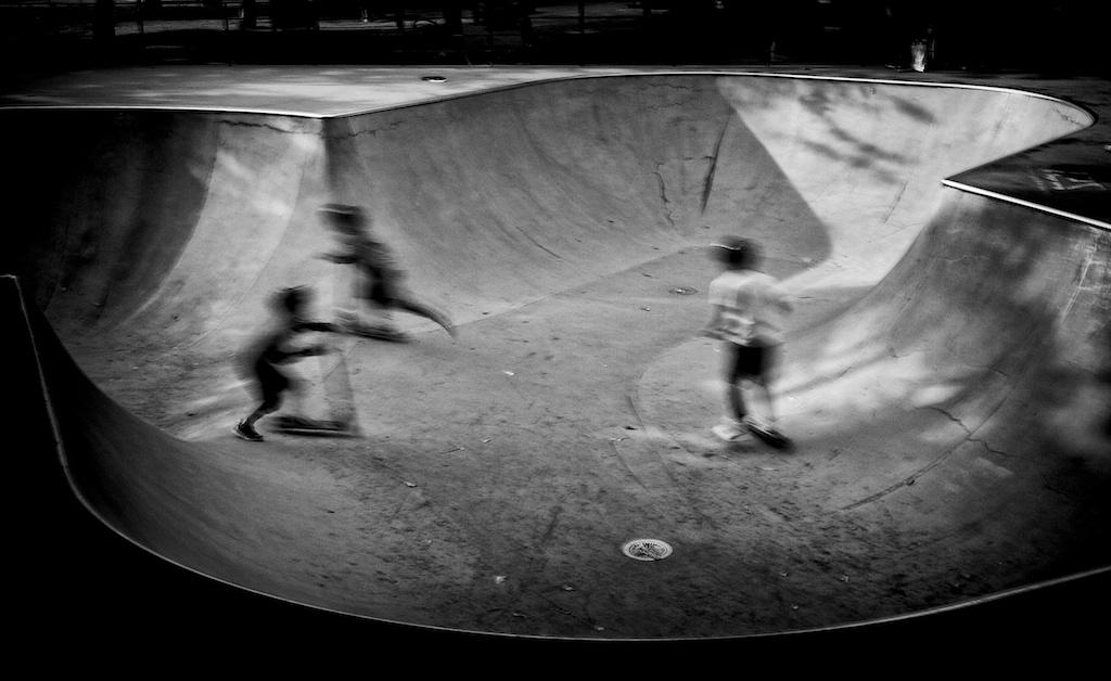 3 Skaters