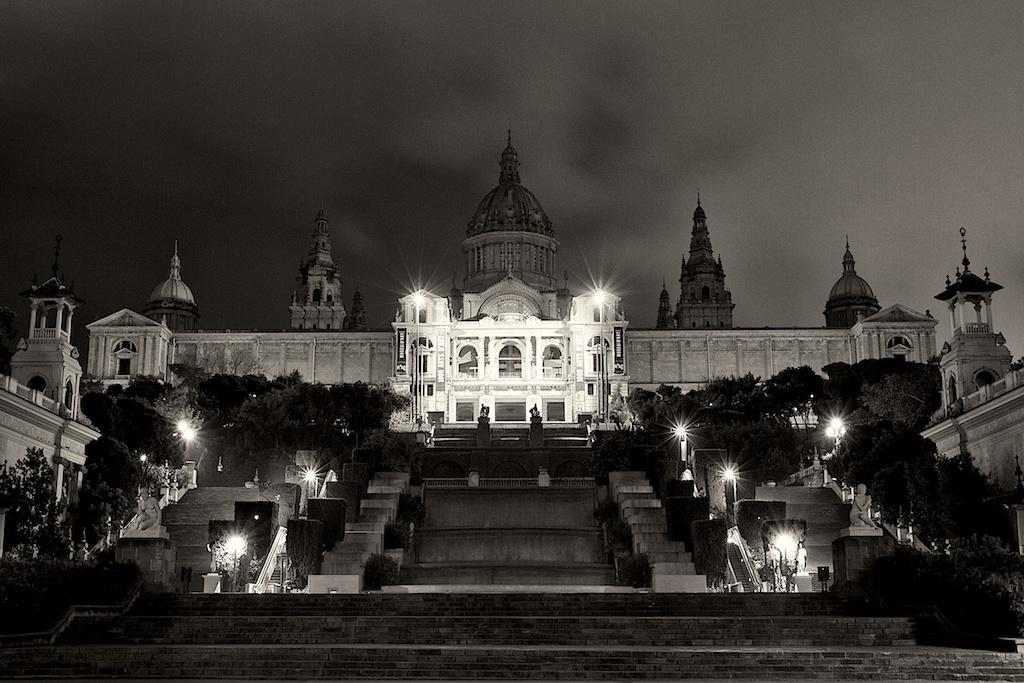 Barcelona-National Museum