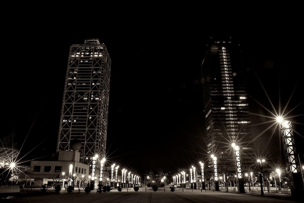 Barcelona-Port Olympic 1