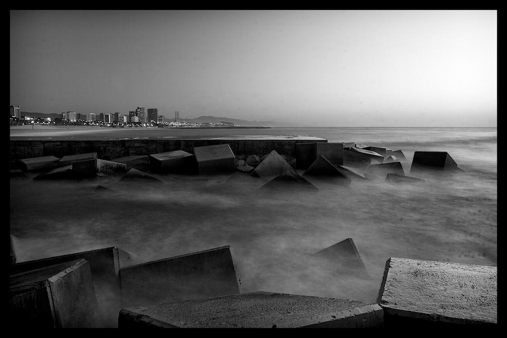Barcelona-Port Olympic 2