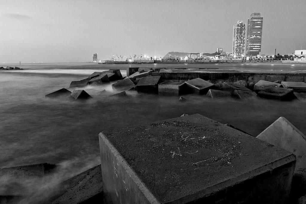 Barcelona-Port Olympic 4
