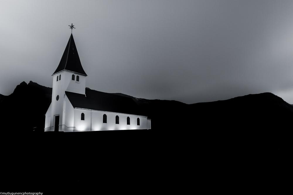 Church from Vik