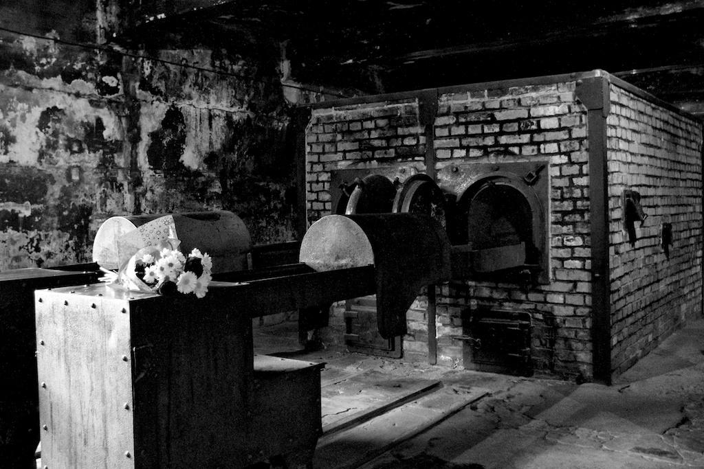 Crematorium No. I @Auschwitz-Birkenau