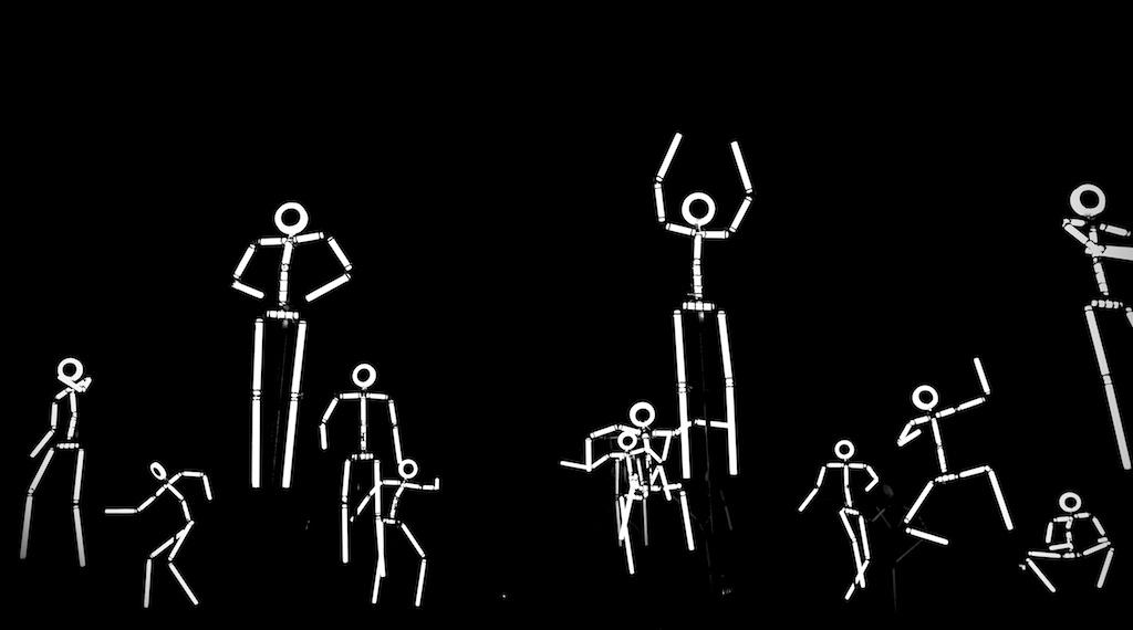 Dancing Study 1