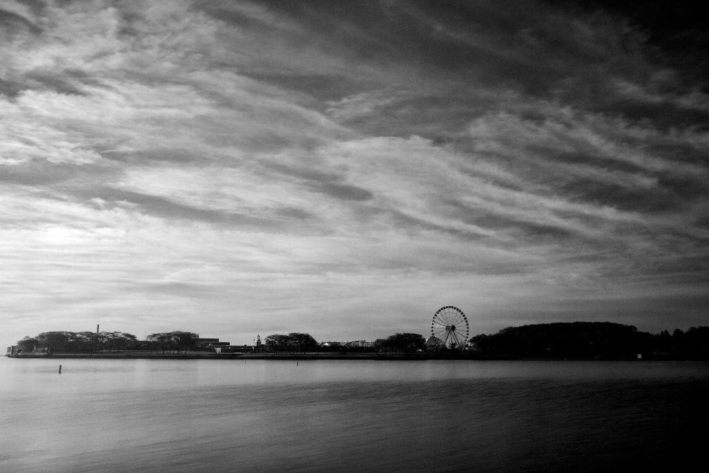 Ferris Wheel study 2