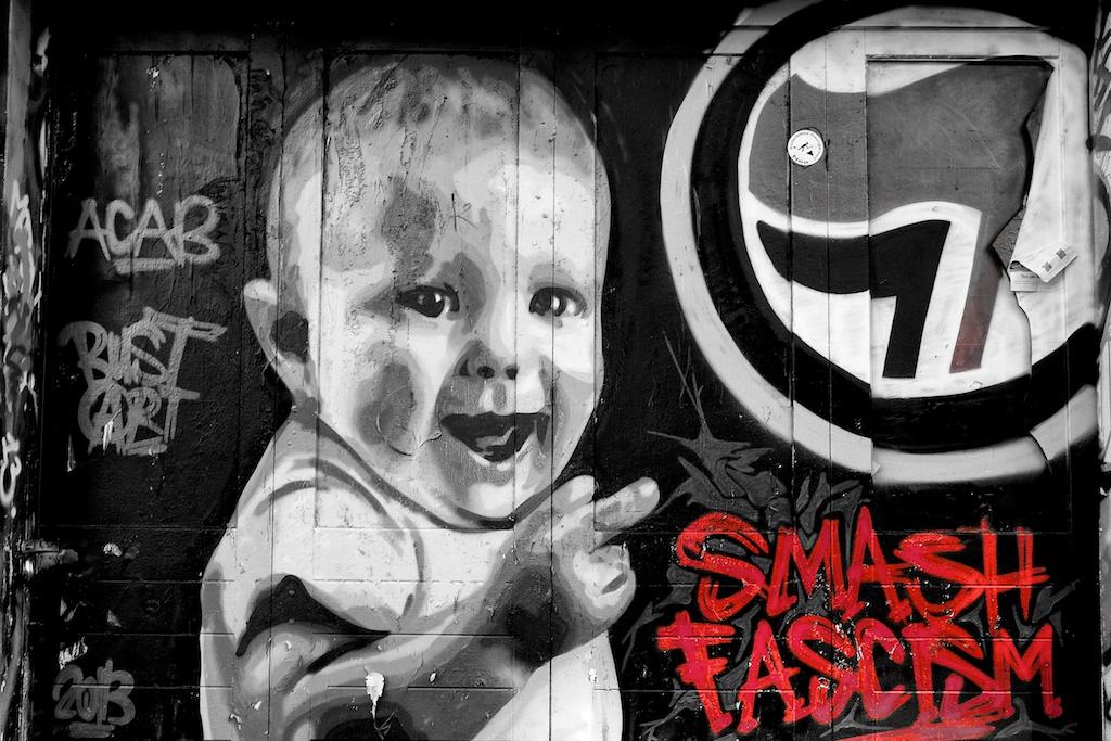 Graffiti @Amsterdam Study 1