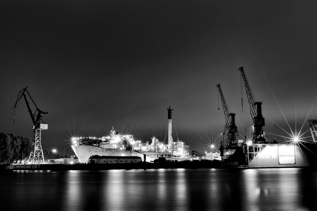 Hamburg-Harbor Study 2