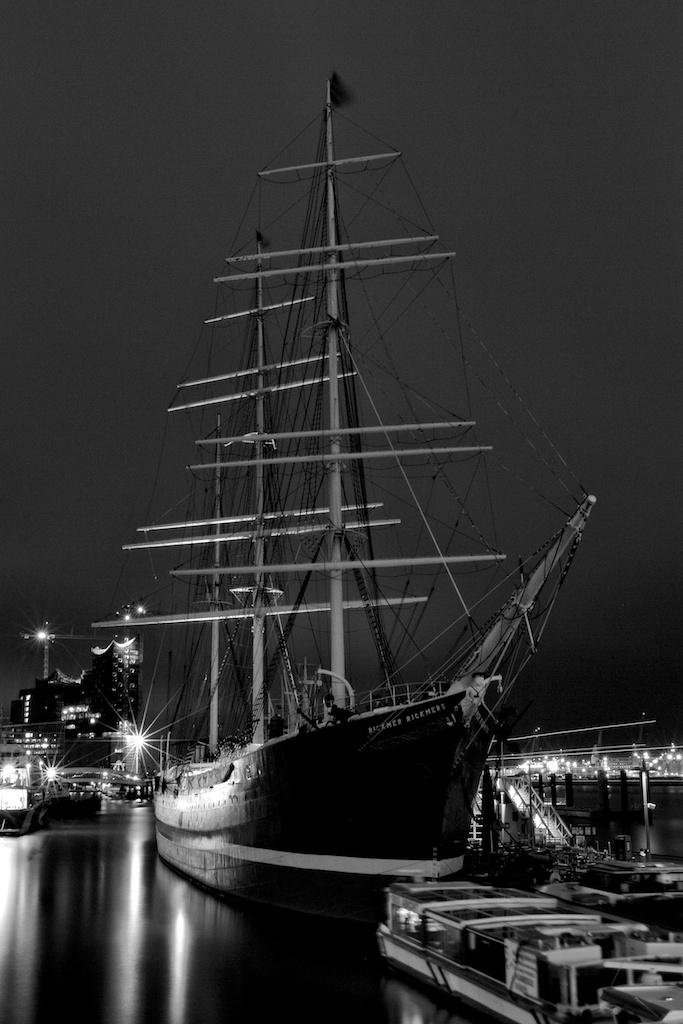 Hamburg-Harbor Study 4