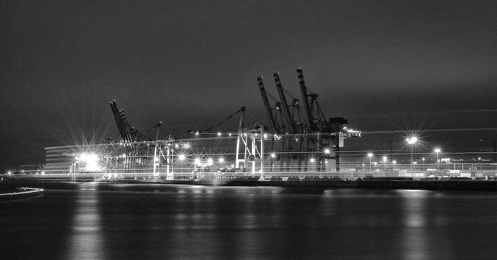 Hamburg-Harbor study 1