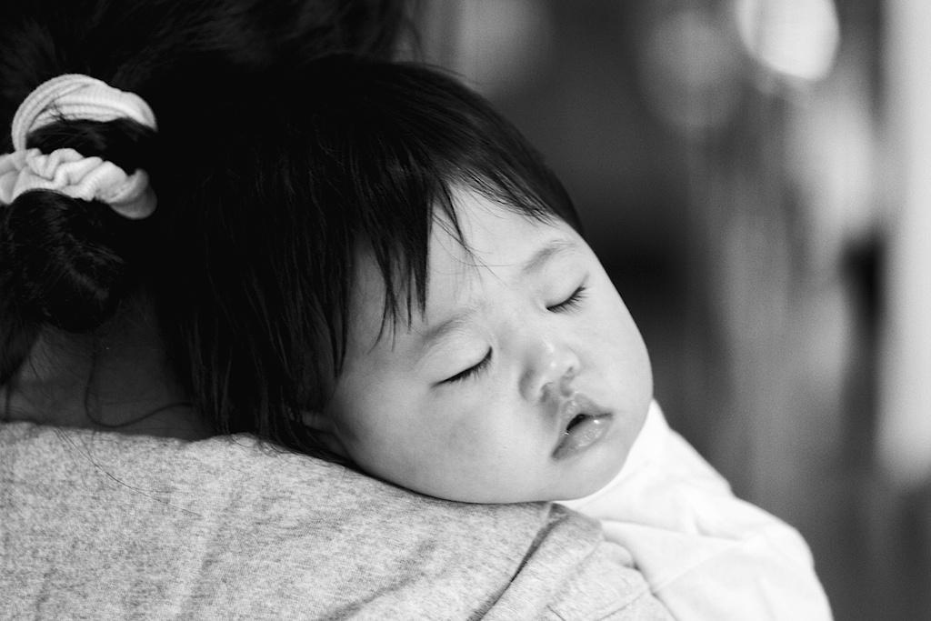 Hong Kong 2014-Sleeping