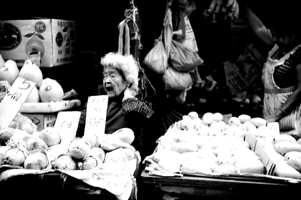 Hong Kong 2014-The Vendor