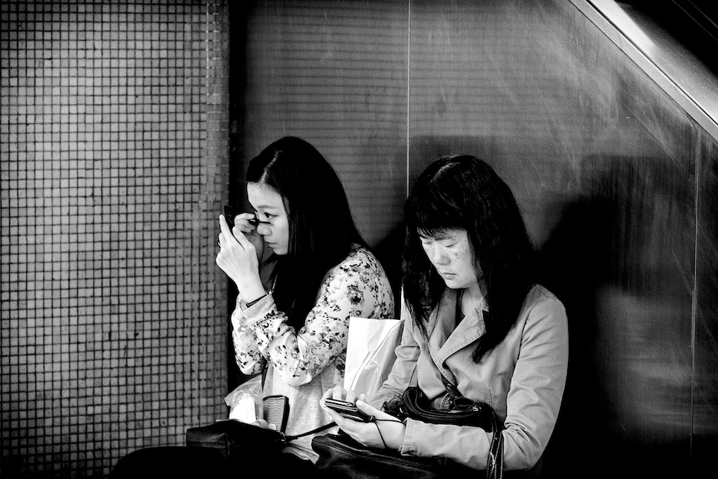 Hong Kong 2014-The Women