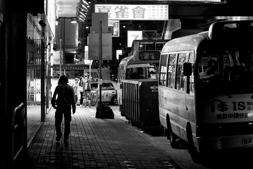 Hong Kong 2014-just another night