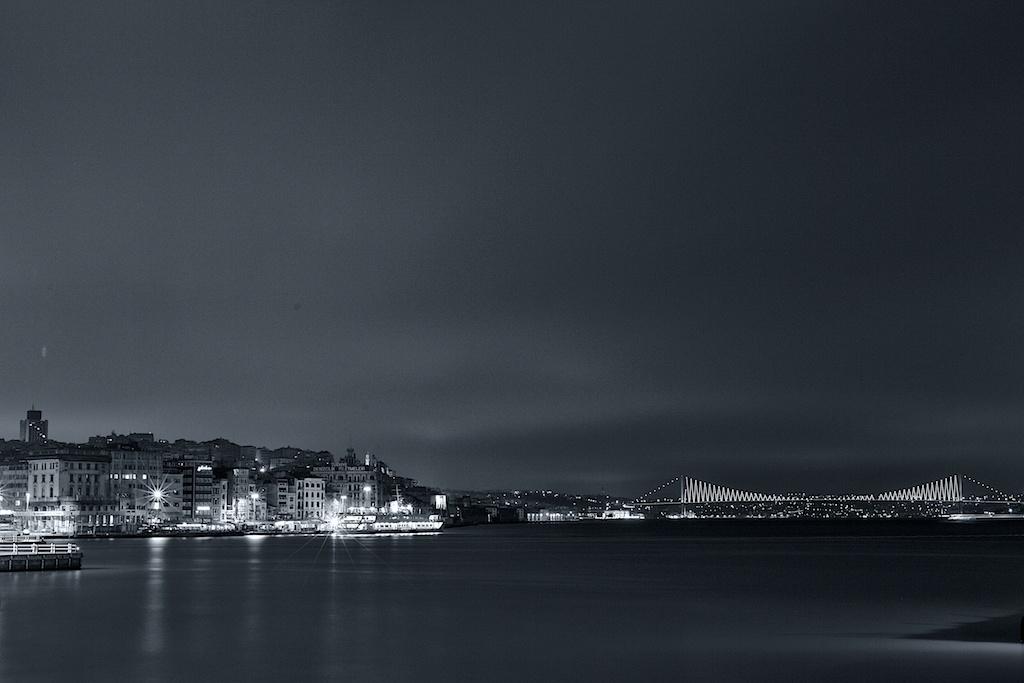 Istanbul-before dawn