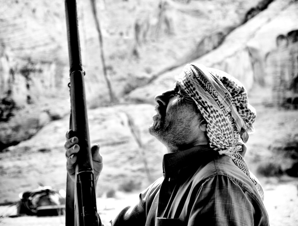 Life of Bedouins Study 3
