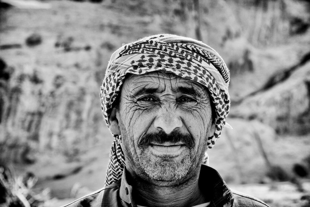 Life of Bedouins Study 4
