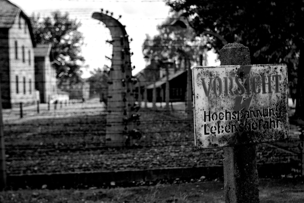 Main Square @Auschwitz I